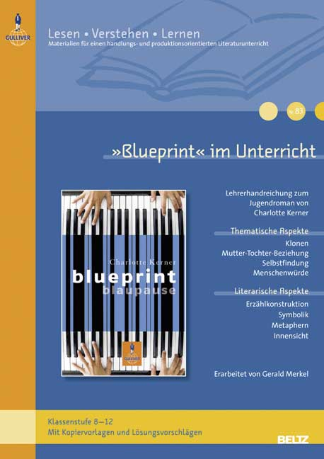 Blueprint - Cover